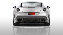 Ferrari 599 GTO tuned by Novitec Rosso - 888 PS