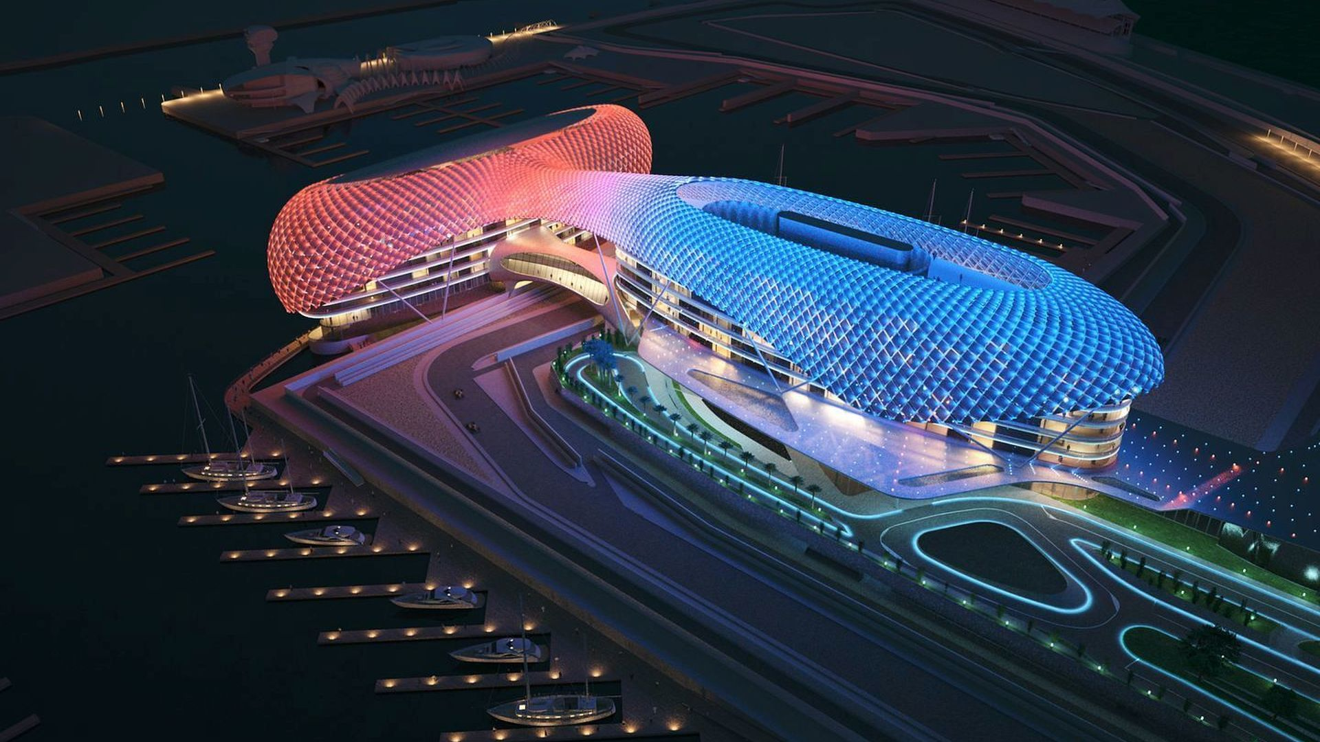 Abu Dhabi eyeing 50,000 crowd for first F1 race