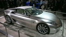 Lexus LF-A Sports Car Concept