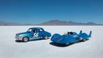 Renault Bonneville Salt Flats Speed Week
