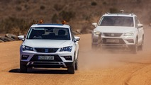 Seat Ateca testing in extreme conditions