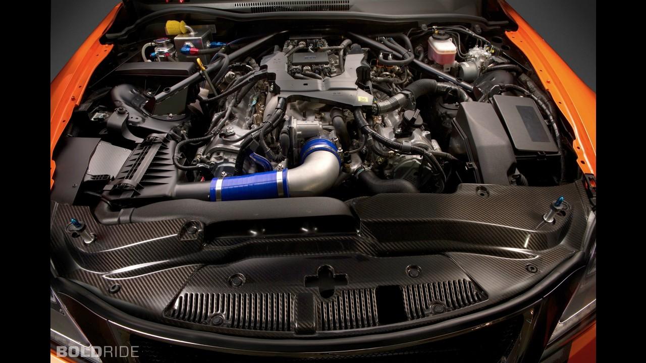Lexus IS F CCS-R Race Car