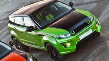 A. Kahn Design Range Rover Evoque RS250 Green Pearl