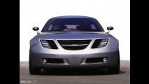 Saab 9X Concept Car