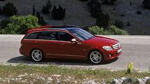 Mercedes C-Class Estate 2008