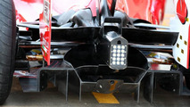 Ferrari's full blown diffuser yet to come - report