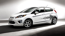 Ford Fiesta body kits and accessories announced