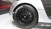 Audi R8 LMS racing car