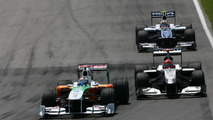 German drivers answer rumours about F1 futures