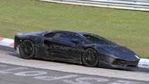 Lamborghini Jota Superleggera spied on the Nürburgring [UPDATE - 12 new photos]