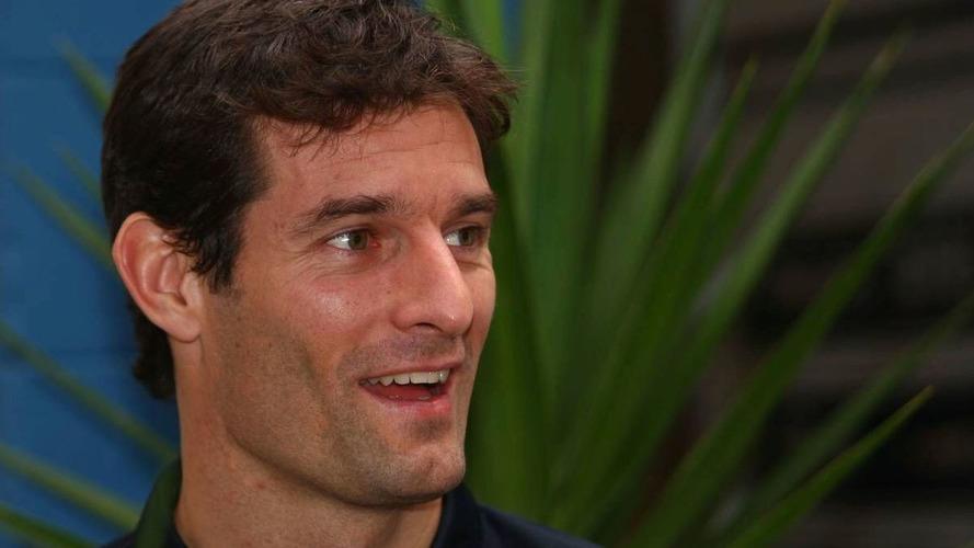 Webber drives new GP3 car in France