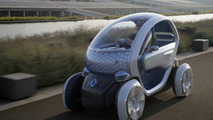 Renault to Produce EV based on Twizy Z.E. Concept in Spain