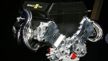 Renault engine changes occurred before Bahrain