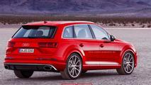 Audi RS Q7 render