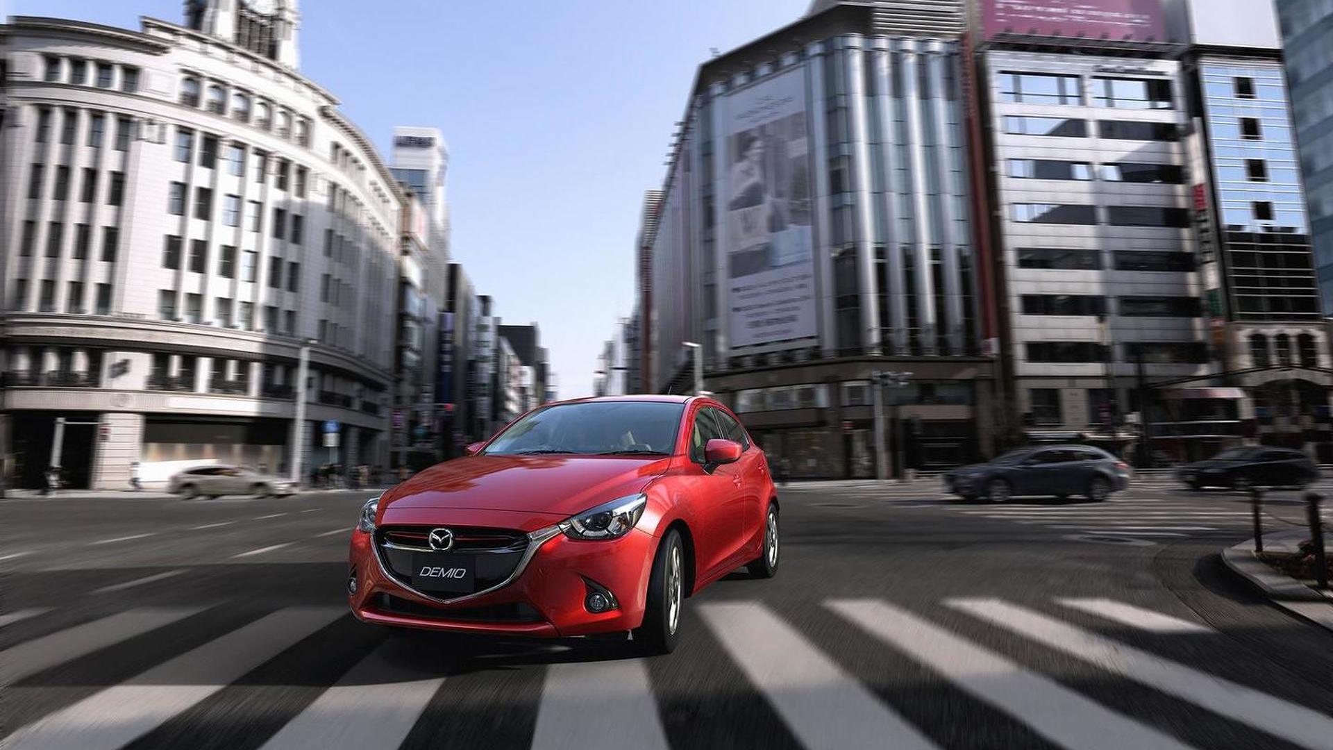 2015 Mazda2 / Demio goes official [videos]