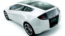 Honda CR-Z Concept Debuts in Tokyo