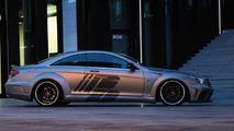 Mercedes CL Black Edition by Prior Design 16.5.2012
