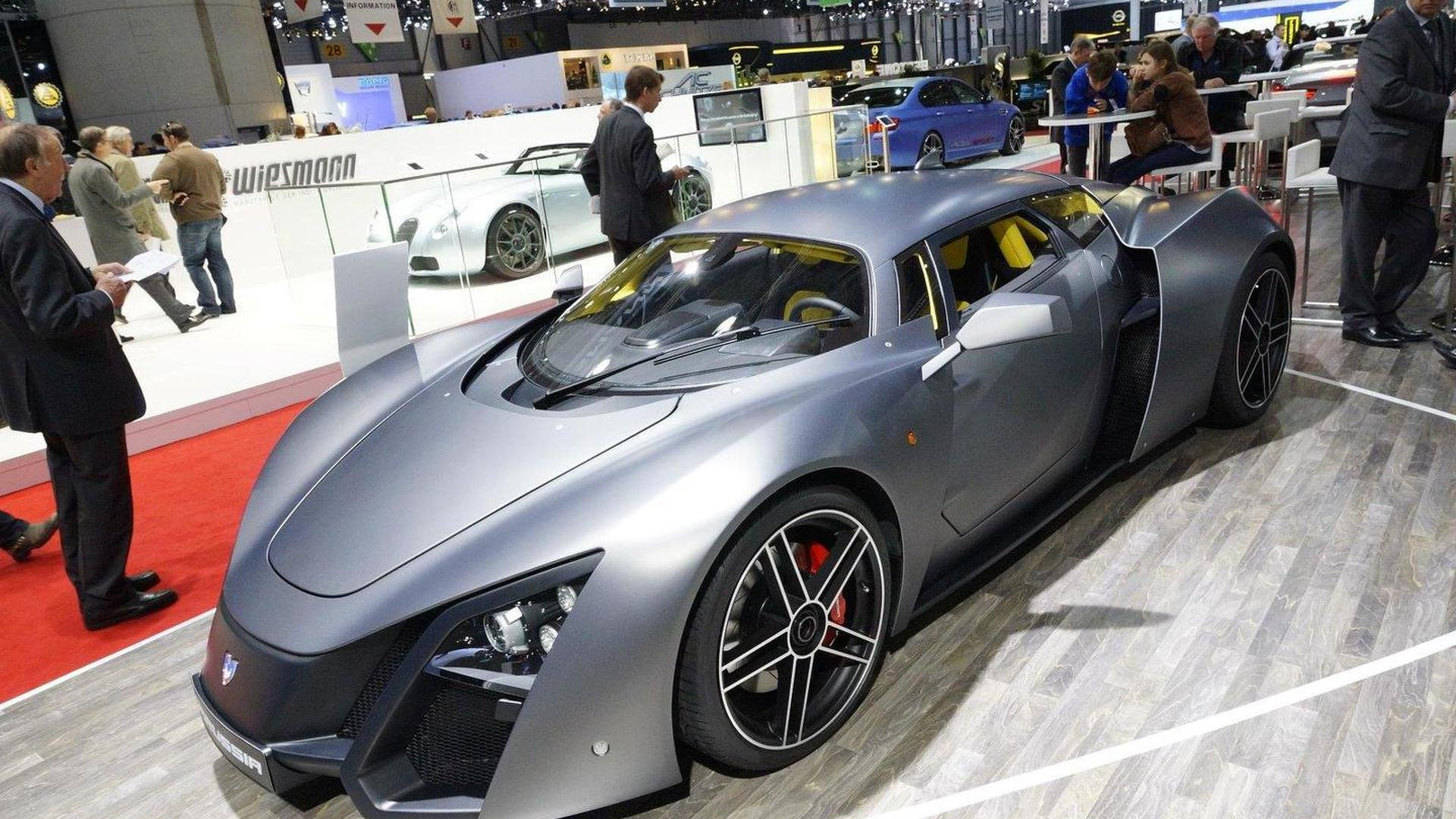 Valmet announces contract to build Marussia B2