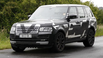 2013 Range Rover spied with less disguise