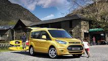 2014 Ford Transit lineup arrives at NAIAS