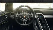 Porsche 918 Spyder brochure leak 19.9.2012