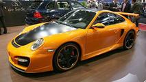 Porsche 911 turbo - TechArt GTStreet