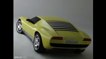 Lamborghini Miura Concept