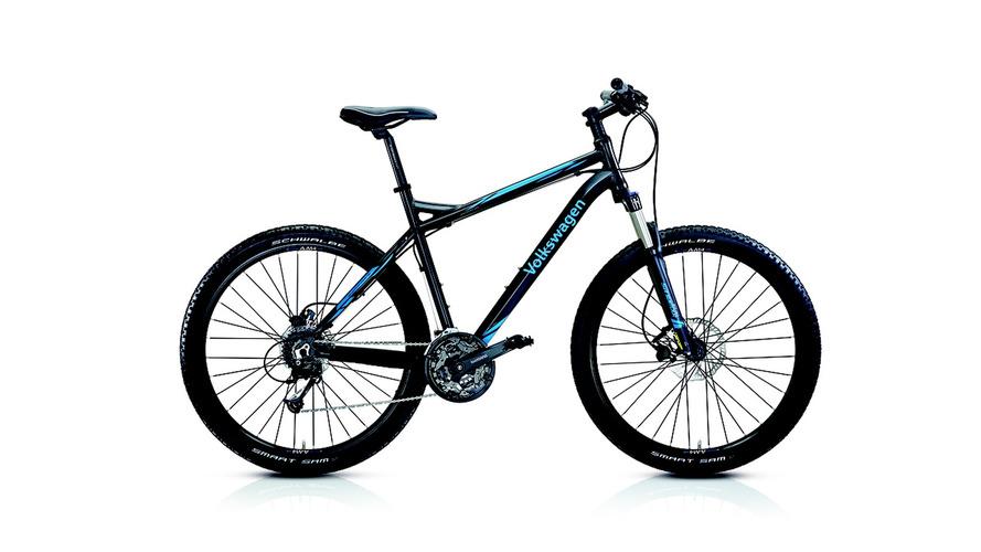 Volkswagen lança bicicletas no Brasil com preço inicial de R$ 9.463