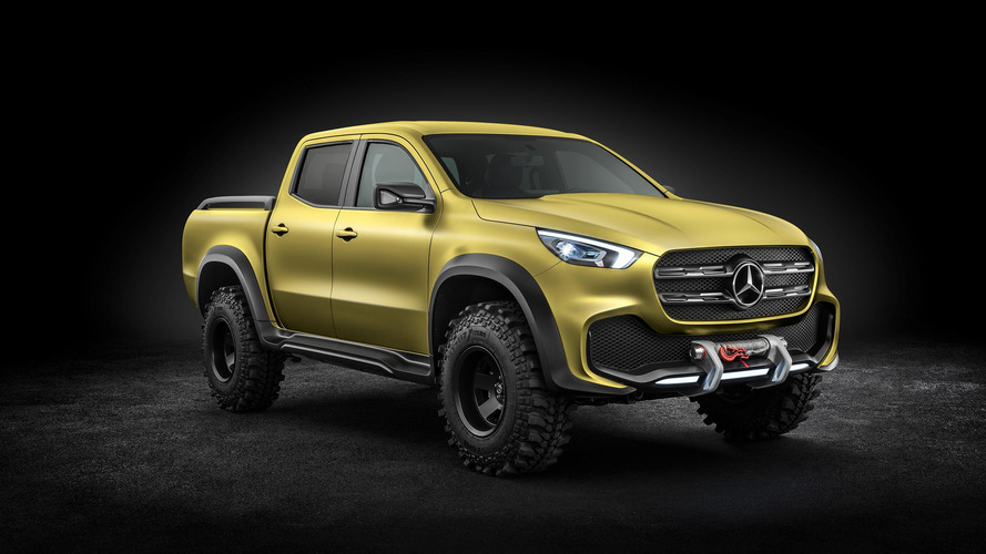 Three reasons why AMG won't do the Mercedes X-Class