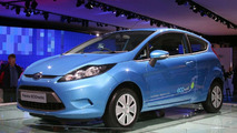 Ford Launches Fiesta ECOnetic at BIMS
