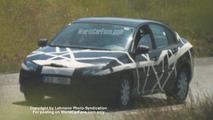 New Renault Laguna Spy Photo