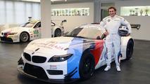 Alex Zanardi returns to racing with BMW