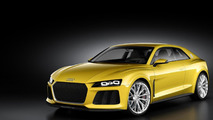2013 Audi Sport Quattro Concept officially revealed
