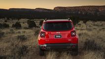 2015 Jeep Renegade small SUV