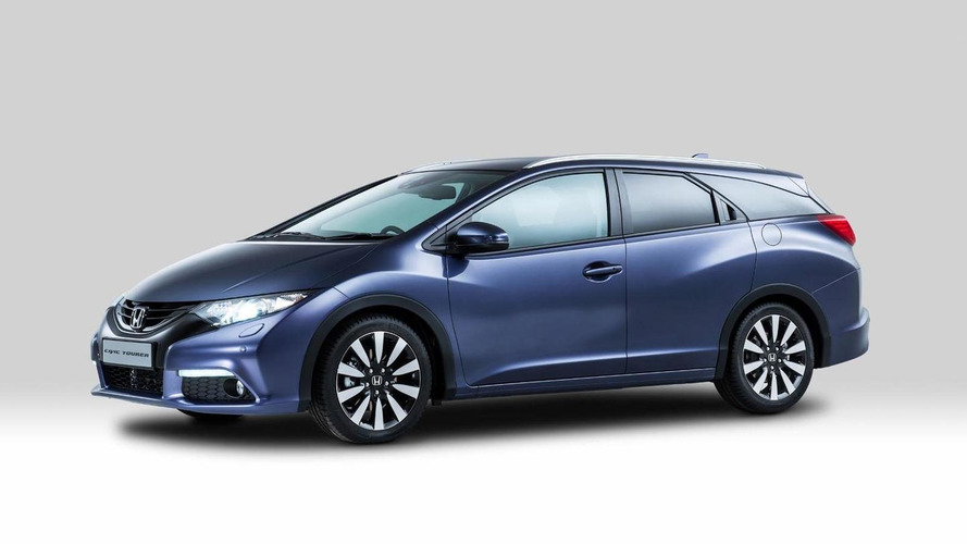 Honda Civic Tourer pricing announced (UK), mega gallery and videos released