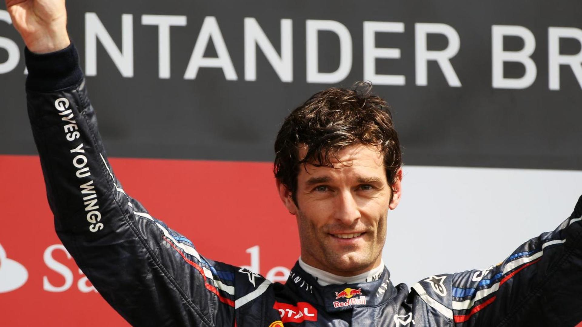 Mark Webber to quit F1 at end of season