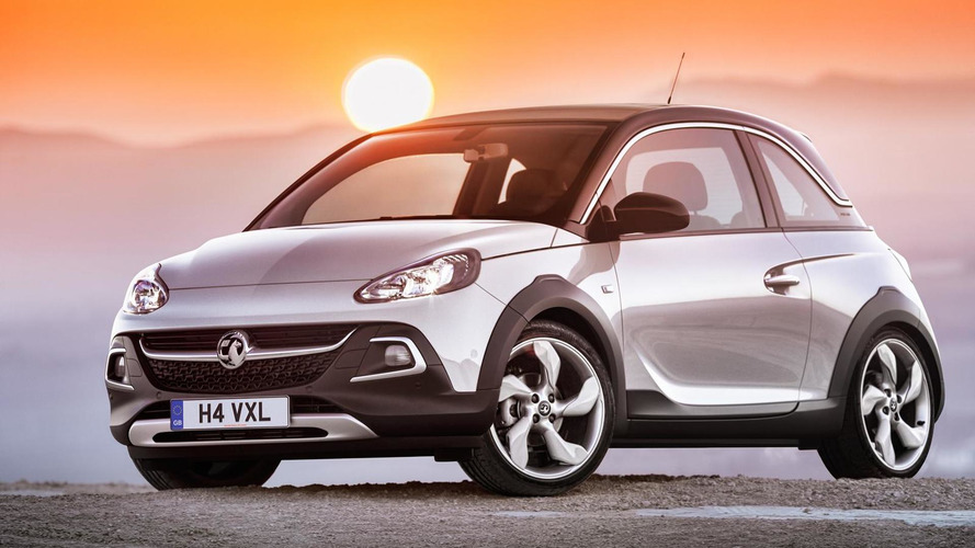 Opel/Vauxhall prepare Adam Rocks production version for Geneva launch