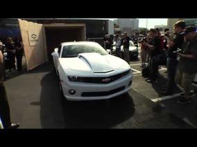 SEMA 2011   COPO Camaro Concept Unveil   Chevrolet