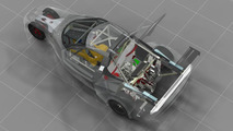 DeltaWing GT concept announced