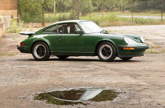 This 1989 Porsche 911 Carrera Club Sport is Close to Perfect