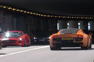 Video: Supercars Invade Monaco