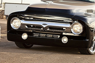 This Stunning Custom Ford F100 Turns Car Guys into Truck Guys