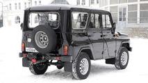 Soviet Cars Were Weird: UAZ-469