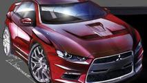 Mitsubishi Prototype-X Concept at NAIAS