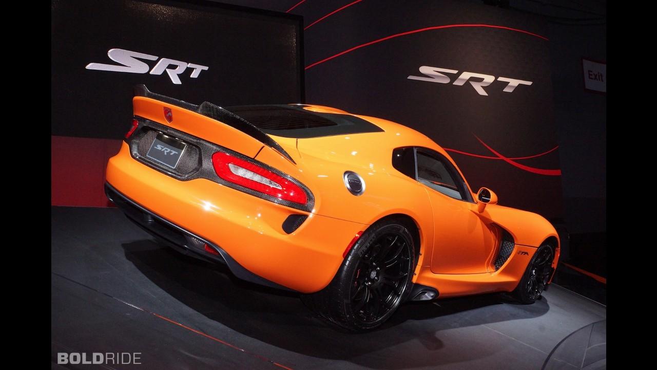 SRT Viper TA