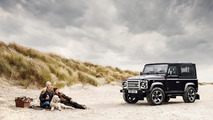 Overfinch bids farewell to Defender with special 40th Anniversary Edition