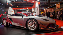 Arrinera Hussarya GT visits Autosport International preparing for GT4 series