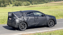 Toyota C-HR production version returns in new spy photos and video
