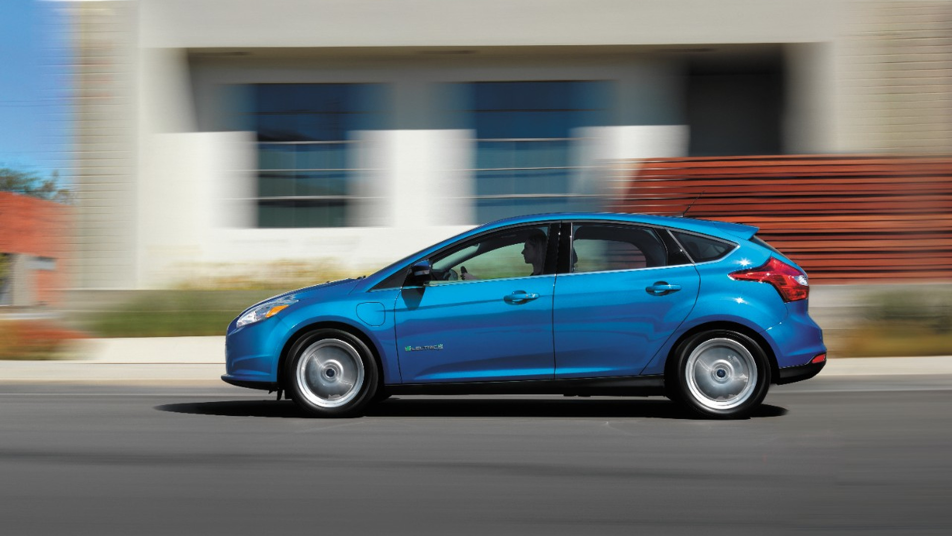 euro spec ford focus electric gets new battery and increased range. Black Bedroom Furniture Sets. Home Design Ideas