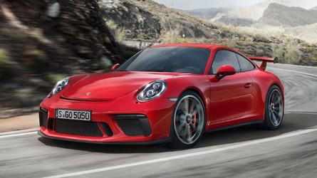 La Porsche 911 GT3 en boîte mécanique attendra